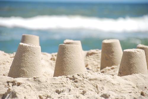 Basic sandcastles