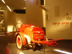 The Fire pump issued to the Ferranti Works in World War II
