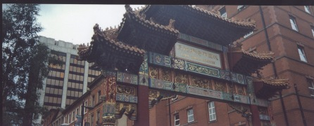 Chinese Arch Manchester