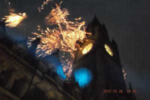 Firework blog