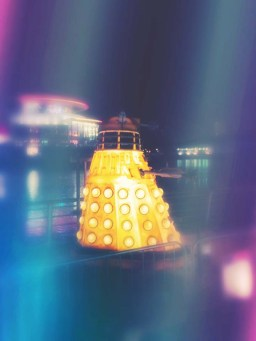 The day I bumped into a dalek
