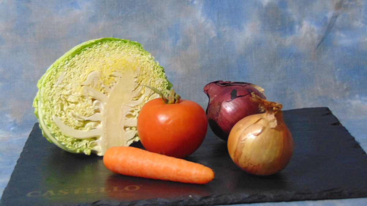 Fruit and Veg…and Odds and Ends